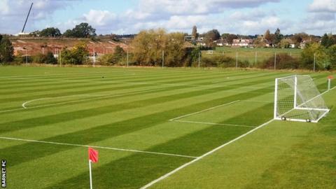 Barnet's Hive training ground