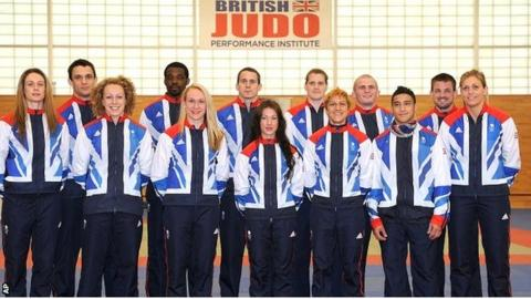 Team GB Judo ready for the Games