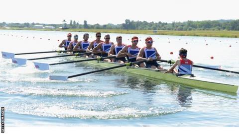 Great Britain men's eight