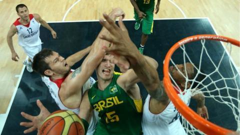 GB Basketball Brazil