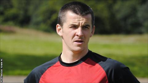 Joey Barton