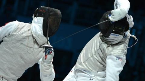 Japan's Chida Kenta and Andrea Cassara of Italy