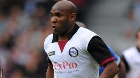 Barry Hayles