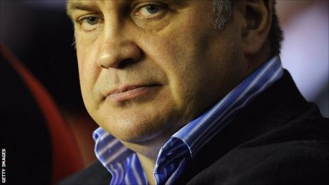 Wigan Warriors coach Shaun Wane
