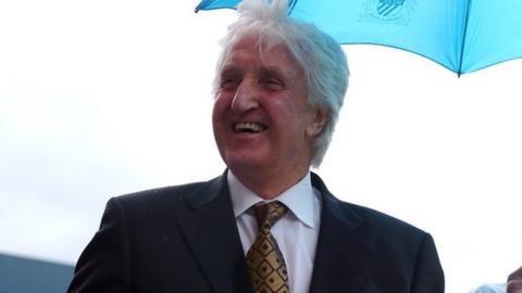 Former Norwich City manager John Bond