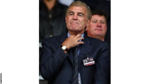 Sir Trevor Brooking, the FA's director of football development