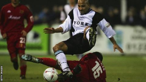 Cambridge City v MK dons in 2004
