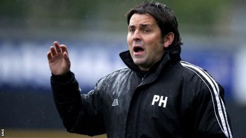 Former Scotland international Paul Hartley