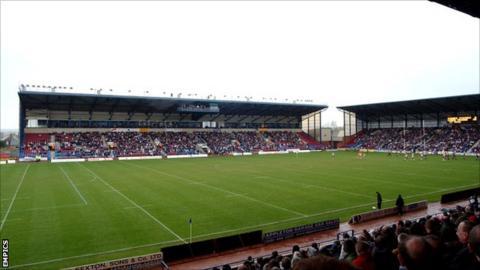 Halton Stadium
