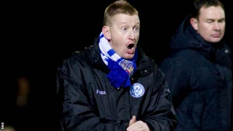 Steve Lomas wants his team to kill games off