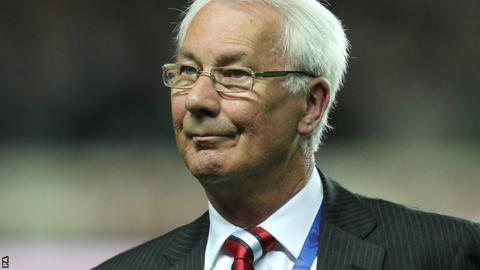 Kenny Morgans pictured in 2011