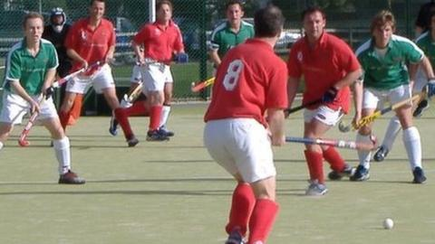 Hockey inter-insular