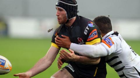 Ulster won 27-25 away to Zebre
