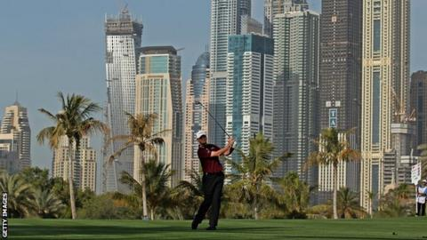 The European Tour season ends in Dubai
