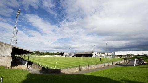 Elgin City's Borough Briggs ground