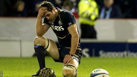 Scotland captain Kelly Brown