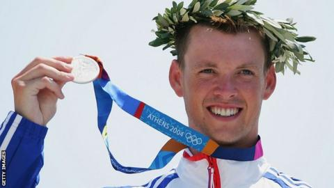 Campbell Walsh won a silver medal at the Athens Olympics in 2004
