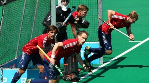 England against Australia