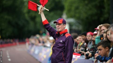London 2012 Games Maker