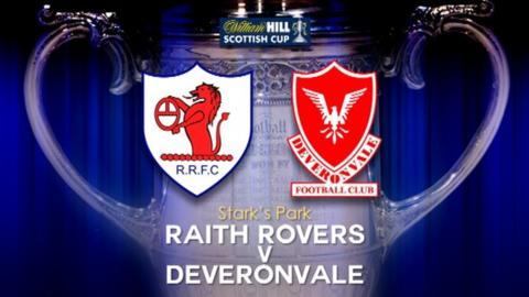 Highlights - Raith Rovers 2-1 Deveronvale