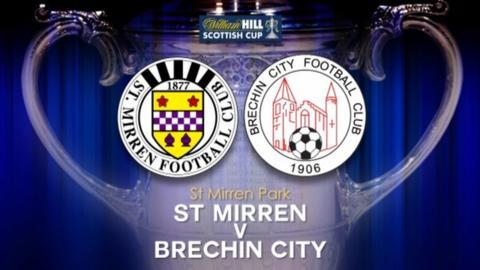 Highlights - St Mirren 2-0 Brechin