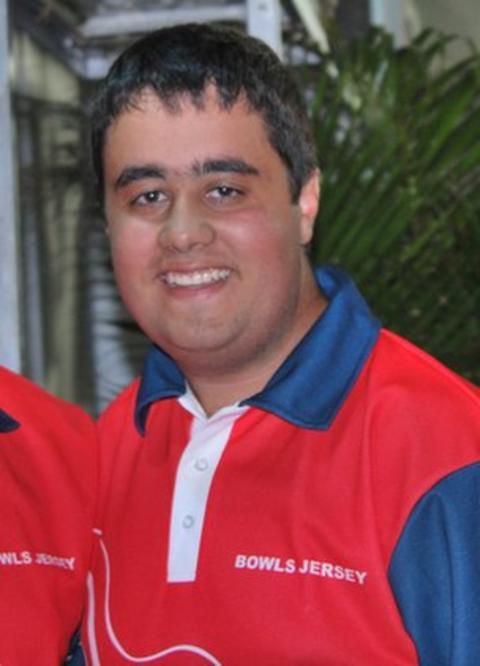 Jersey's Malcolm de Sousa
