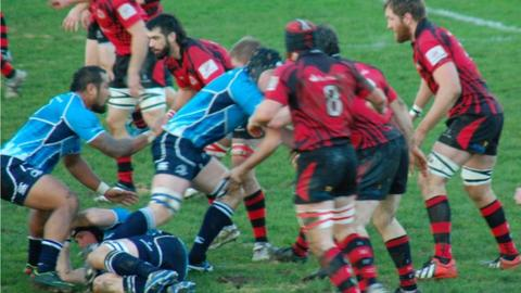 Jersey v Leinster A