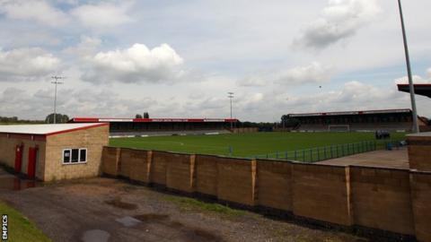 Greene King Stadium