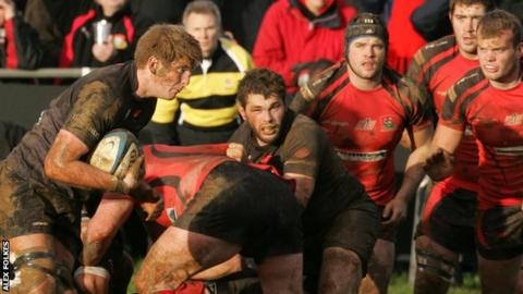 Redruth have never won at Launceston in the league