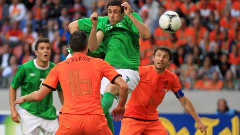 O'Neill's second game in charge was a 6-0 defeat by the Netherlands in Amsterdam when the Dutch were preparing for the Euro 2012 finals