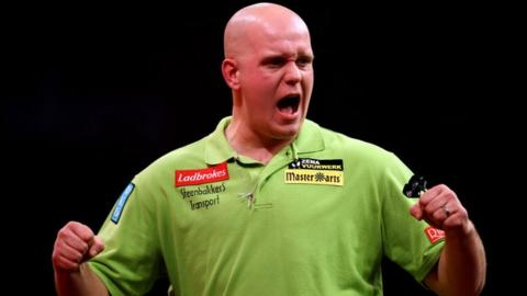 world grand prix darts results