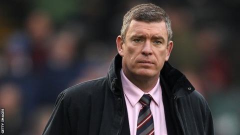 Scotland coach Dean Ryan