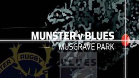 Pro12: Munster v Cardiff Blues