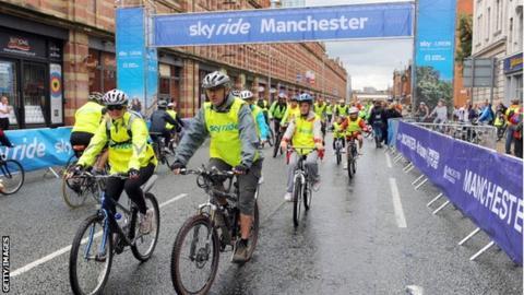 Skyride Manchester