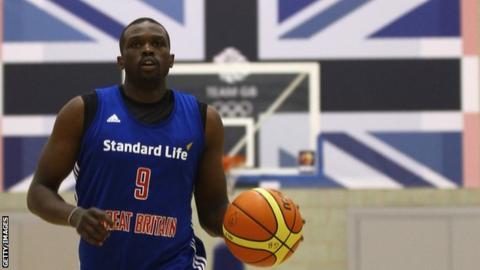 Team GB Basketball