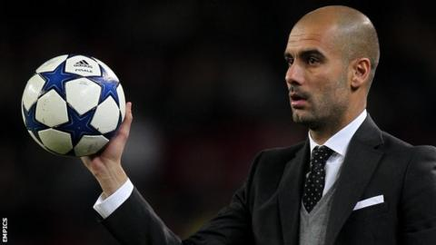 Image result for pep guardiola barcelona appointment