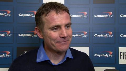 Bradford City boss Phil Parkinson