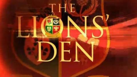 The Lions' Den