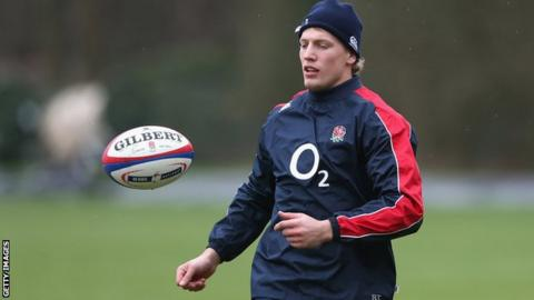 Gloucester centre Billy Twelvetrees