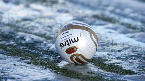 Two Scottish Football League matches are off