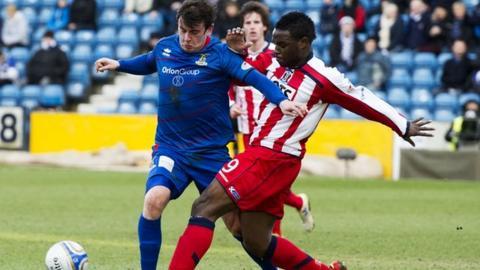 Highlights - Kilmarnock v Inverness CT