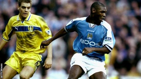 Manchester City v Leeds United