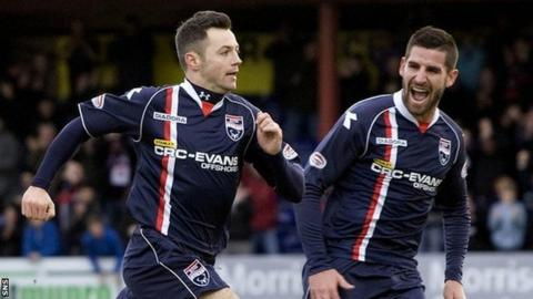 Highlights - Ross County 1-0 St Johnstone