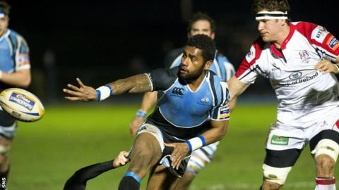 Glasgow Warriors v Ulster
