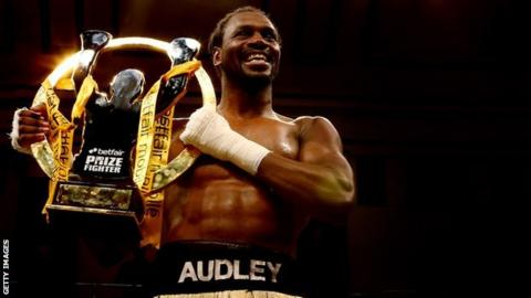 Audley Harrison
