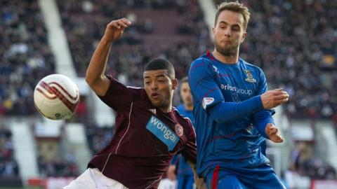 Highlights - Hearts 2-3 Inverness CT