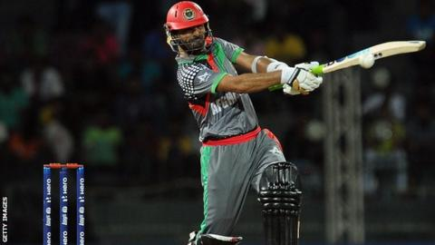 Nawroz Mangal hit 112 not out from 96 balls