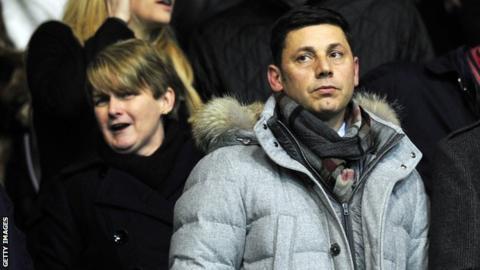 Southampton owner Nicola Cortese