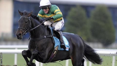 AP McCoy aboard At Fishers Cross