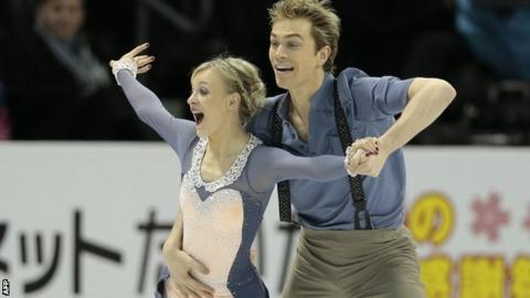 Nicholas Buckland and Penny Coomes